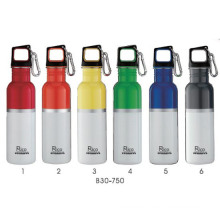Stainless Steel Single Wall Sports Bottle 750ml