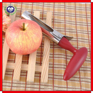 Stainless Steel Core Remover Apple/Vegetable Corer Remover with ABS Handle