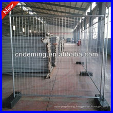 Temporary Fence Panels_ Chain Link