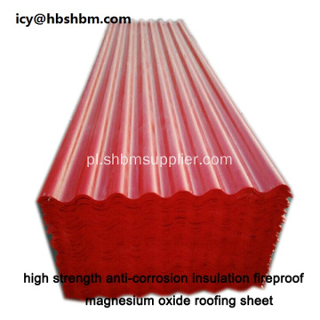 MGO Roofingsheet Better Than Metal Roofing Sheets Ceny