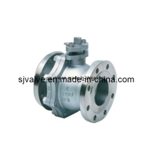 Stainless Steel Flanged Ball Valve (Q11F-3)