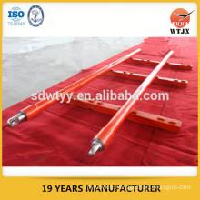 long stroke telescopic hydraulic rams /hydraulic oil cylinder