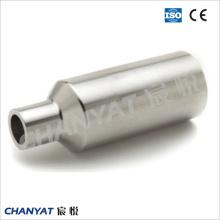 A312 (TP347, TP310H, TP347H) 3000lb / 6000lb aço inoxidável con. Pipe Nipple