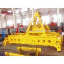 Hydraulic Automatic Container Spreader 40 feet 20 feet marine crane