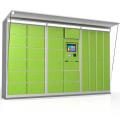 Outdoor Parcel delivery locker