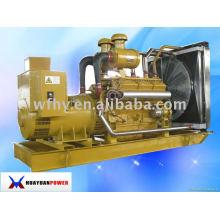 Дизельный генератор мощностью 550 кВт работает от двигателя Wudong