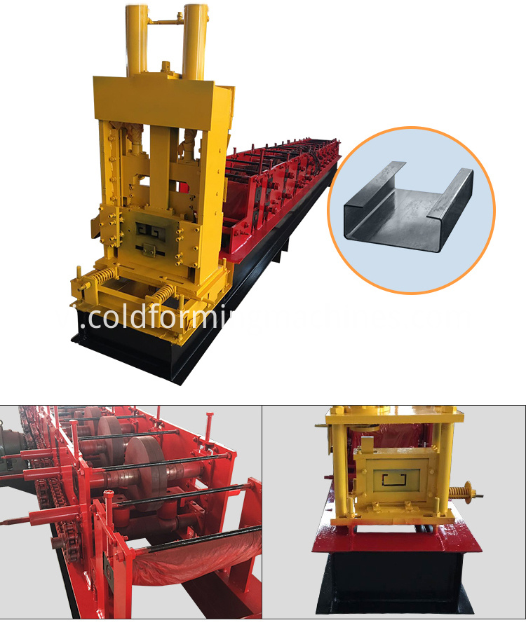 roll forming machine 2.1