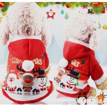 Winter Haustier Kleidung für Weihnachtsfeier