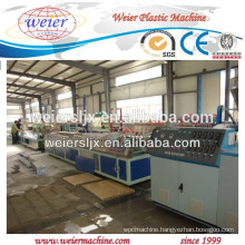 WPC PELLETIZING MACHINE WPC POWDER PROCESSING MACHINE