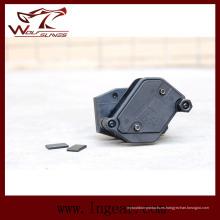 Múltiples ángulos táctica tiro Ipsc y cinturón para obtener pistola pistolera Mag bolsa militar