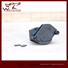 Multi-angle tactique tir Ipsc Beltfor pistolet Holster Mag Pouch militaire