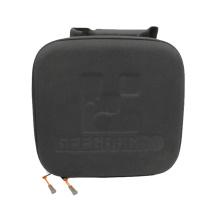 Portable durable eva empty rubber handle tool bag