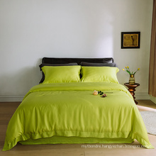 Best Luxury Bedding Tencel Bed Sheet Set Split King Size 500 Thread Count