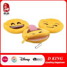 Monedero relleno de Emoji personalizado
