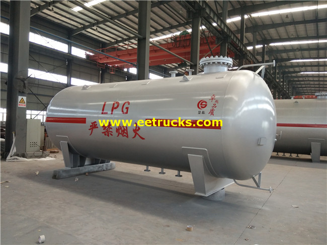 Propane Aboveground Tank