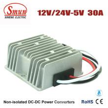 Reduzca la fuente de alimentación de 12V 24V a 5V 30A 150W