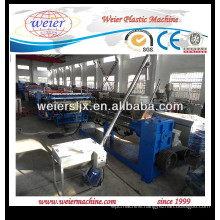high efficiency extruder machine for PP PE board produce