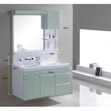 High Gloss Waterproof Bathroom Cabinet