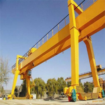 Double Girder Gantry Crane May Cantilever