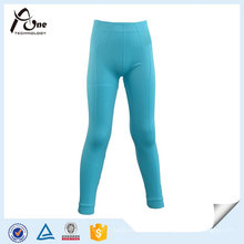 Kinder Nylon Ski Thermal Long Johns Unterwäsche Leggings