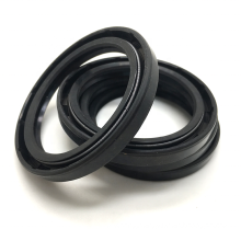 China Manufacturer High Pressure Metal Case TA Type Oil Seal Double Lips with Spring Rotary Shaft seal TA