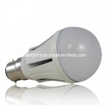 Nuevo 5730SMD Caliente Blanco B22 LED Llight Bulbo 7W 700lm