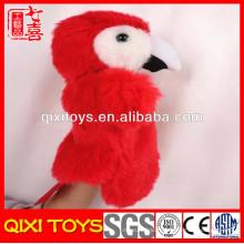 2014 la marionnette de perroquet de la meilleure vente de produits fabriqués en Chine