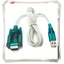 USB 2.0 TO RS232 SERIAL DB9 9 PIN CABLE ADAPTER