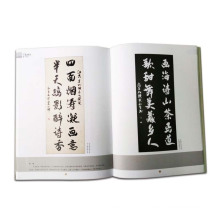 High Quality Softcover Arts Work Collection Photo Book Printing