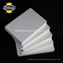 Jinbao Dekoration PVC-Schaum 5mm Blatt für Dachplatte