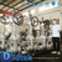 Didtek China Valve Supplier Sugar Plant valve à barres en compression en laiton