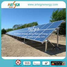 Boden montieren PV Klammern Montage Montagesysteme für Solaranlagen