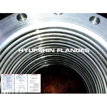 SS400 ANSI B16.5 CL150 Lap Joint Flange