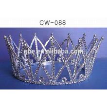 Kamm-Tiara-Krone dekorative Mode