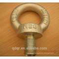 Galvanizado de la gota forjó elevación perno de ojo DIN580