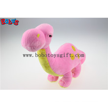 27/34cm Pink Plush Stuffed Dinosaur Animal Cute Stuffed Dinosaur Plush Toybos-1196