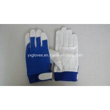 Cheap Glove-Working Leather Glove-Work Glove-Safety Glove-Gloves-Industrial Glove