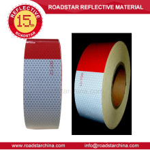 Dot-c2 vehicle reflective warning tape for trucks