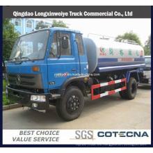 Dongfeng chasis 20cbm minería camión cisterna de agua