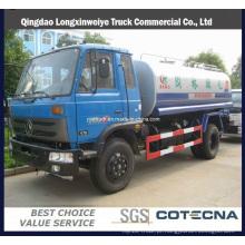 Caminhão de petroleiro da água da mineração do chassi 20cbm de Dongfeng