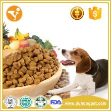 Venda quente 100% de material natural Frango Delicioso Alimentos para animais Alimentos para cães secos