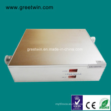 Amplificador sin hilos del teléfono celular del aumentador de presión de la venda dual 20dBm (GW-20A-GD)