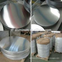 Cercle en aluminium 1100 pour fabricants de pot