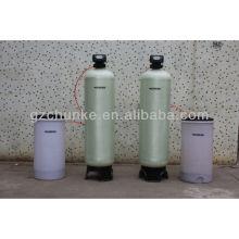 El mejor precio de suavizador de agua para tratamiento de agua y filtración de agua
