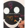 Fun colorful Rainbow Scratch remover paper sheet scratch art card printer