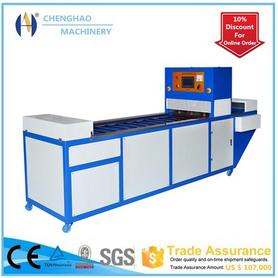 Automatic Plastic Blister Packging Machine