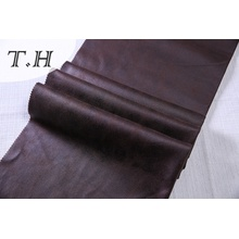 2017 haute qualité couleur café canapé tissu avec Suede