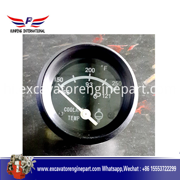 CUMMINS engine parts CUMMINS diesel engine water temperature gauge 3015234