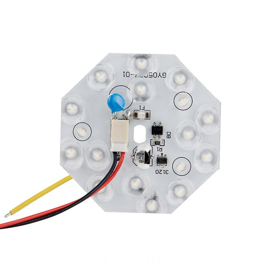 AC LED Module 220v white light 5w for ac linear