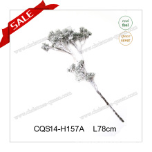 L60cm Christmas Decoration Dry Plastic Tree Artificial Branches